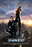 Divergent - British Movie Poster (xs thumbnail)