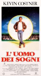 Field of Dreams - Italian Movie Poster (xs thumbnail)