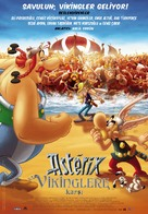 Astèrix et les Vikings - Turkish Movie Poster (xs thumbnail)