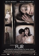 Fur: An Imaginary Portrait of Diane Arbus - Italian Movie Poster (xs thumbnail)
