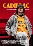 Cadillac - Iranian Movie Poster (xs thumbnail)