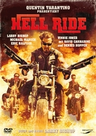 Hell Ride - German Movie Cover (xs thumbnail)