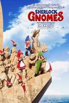 Sherlock Gnomes - Portuguese Movie Poster (xs thumbnail)