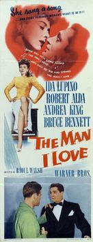 The Man I Love - Movie Poster (xs thumbnail)