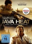 Java Heat - German DVD cover (xs thumbnail)