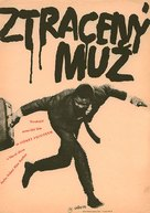 The Lost Man - Czech Movie Poster (xs thumbnail)