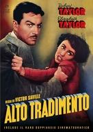 Conspirator - Italian DVD movie cover (xs thumbnail)