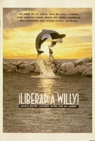 Free Willy - Spanish Movie Poster (xs thumbnail)