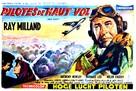 High Flight - Belgian Movie Poster (xs thumbnail)