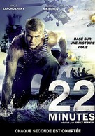 22 minuty - French Movie Cover (xs thumbnail)