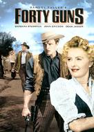 Forty Guns - DVD cover (xs thumbnail)