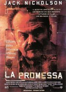 The Pledge - Italian Movie Poster (xs thumbnail)