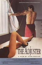 The Adjuster - Movie Poster (xs thumbnail)