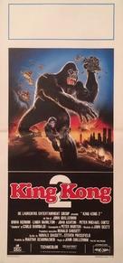 King Kong Lives - Italian Movie Poster (xs thumbnail)