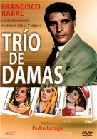 Trío de damas - Spanish Movie Cover (xs thumbnail)