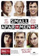 Small Apartments - Australian DVD cover (xs thumbnail)