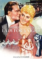 Lady for a Night - DVD cover (xs thumbnail)