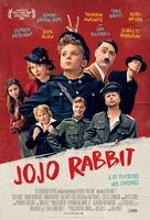 Jojo Rabbit - Portuguese Movie Poster (xs thumbnail)