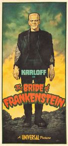 Bride of Frankenstein - Homage poster (xs thumbnail)