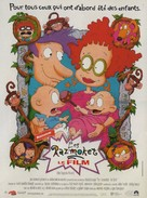 The Rugrats Movie - French Movie Poster (xs thumbnail)
