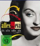 All About Eve - German Blu-Ray cover (xs thumbnail)