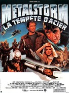 Metalstorm: The Destruction of Jared-Syn - French Movie Poster (xs thumbnail)
