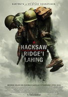 Hacksaw Ridge - Estonian Movie Poster (xs thumbnail)