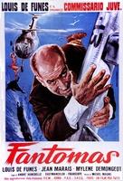 Fantômas - Italian Movie Poster (xs thumbnail)
