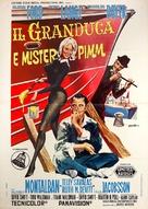 Love Is a Ball - Italian Movie Poster (xs thumbnail)