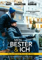 The Upside - German Movie Poster (xs thumbnail)