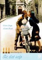 La vita è bella - Hungarian Movie Cover (xs thumbnail)