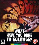 Cosa avete fatto a Solange? - British Blu-Ray cover (xs thumbnail)