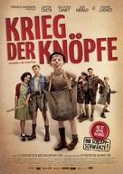 La nouvelle guerre des boutons - German Movie Poster (xs thumbnail)
