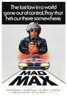 Mad Max - British Movie Poster (xs thumbnail)