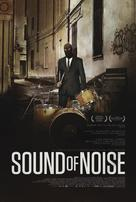 Sound of Noise - Theatrical poster (xs thumbnail)