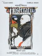 Nosferatu: Phantom der Nacht - French Movie Poster (xs thumbnail)