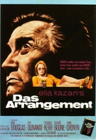 The Arrangement - German Movie Poster (xs thumbnail)