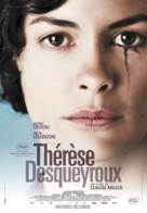 Thérèse Desqueyroux - Portuguese Movie Poster (xs thumbnail)