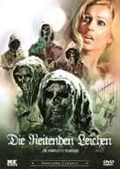 La noche del terror ciego - Austrian DVD movie cover (xs thumbnail)