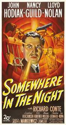 Somewhere in the Night - Movie Poster (xs thumbnail)
