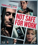 Not Safe for Work - Blu-Ray cover (xs thumbnail)