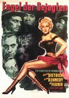 Rancho Notorious - German Movie Poster (xs thumbnail)