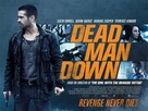 Dead Man Down - British Movie Poster (xs thumbnail)