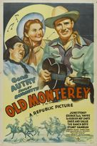 In Old Monterey - Re-release poster (xs thumbnail)