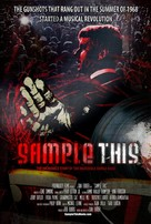 Sample This - Movie Poster (xs thumbnail)