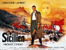 The Sicilian - French Movie Poster (xs thumbnail)