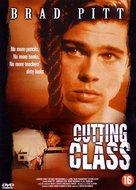 Cutting Class - British Movie Cover (xs thumbnail)