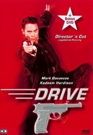 Drive - German DVD cover (xs thumbnail)