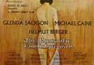 The Romantic Englishwoman - British Movie Poster (xs thumbnail)