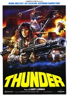 Thunder - Italian Movie Poster (xs thumbnail)